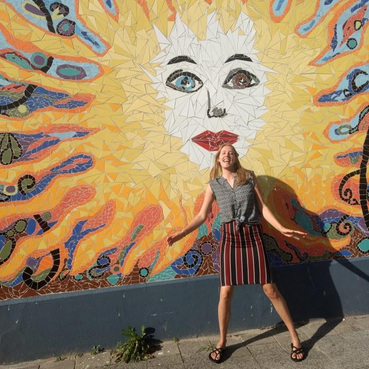 Sunshine and FLOWOHY!! Genieten en vitamine D!