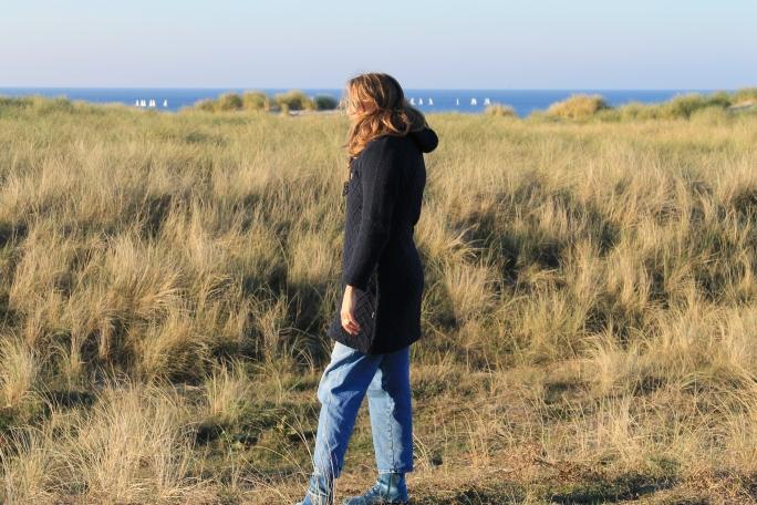 Nieuwe inspiratie en een frisse wind door mijn haren!